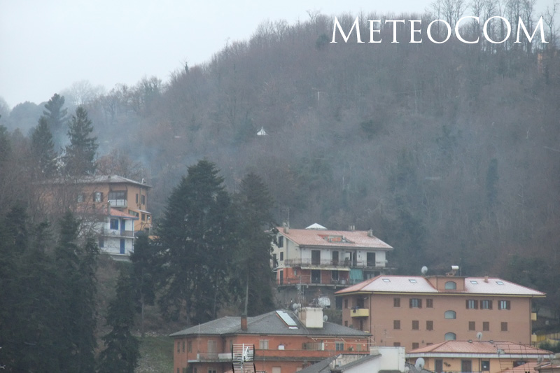 You are browsing images from the article: La neve del 4 gennaio 2010 nei Castelli Romani