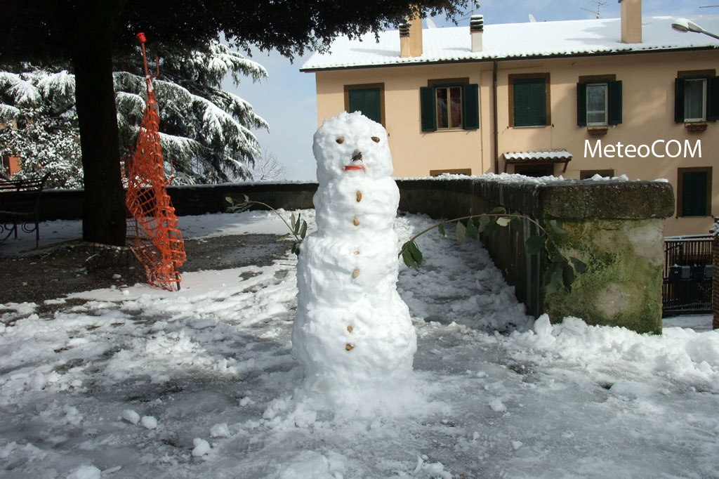 You are browsing images from the article: L'avvezione fredda del 12 febbraio 2010 nei Castelli Romani