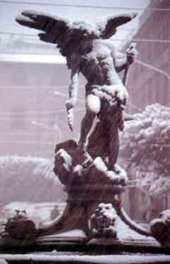 You are browsing images from the article: La neve di vari anni nei Castelli Romani