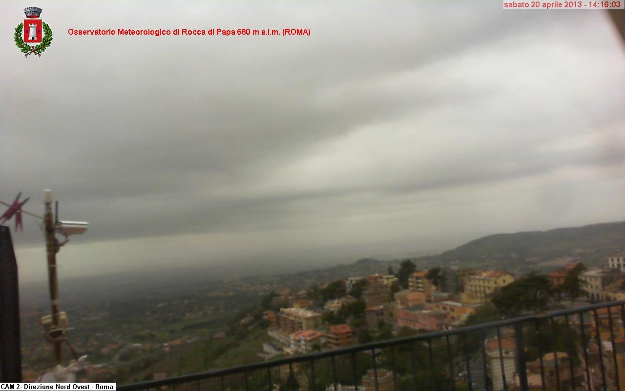 WebCam Rocca di Papa (Centro)