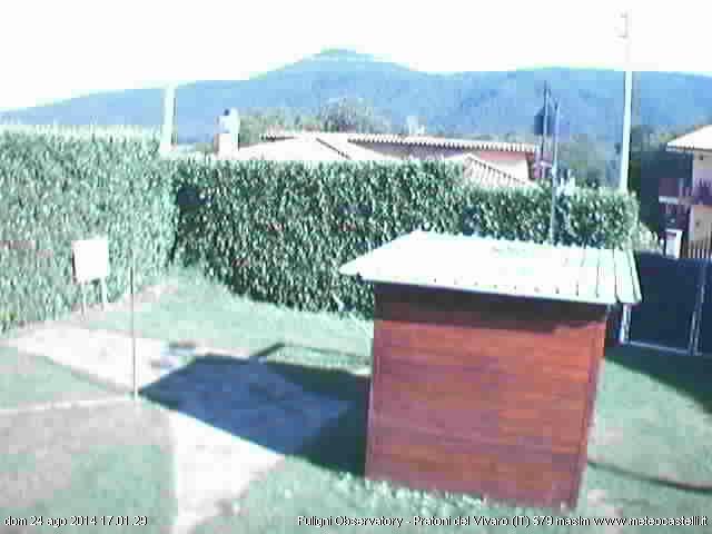 Webcam Pratoni del Vivaro